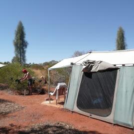 terug naar Ayers Rock – Centraal Australië